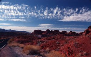 Valley of Fire by relhom