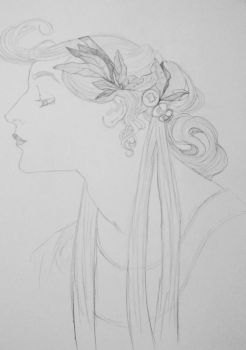 Mucha copy by BeckyDeVendra