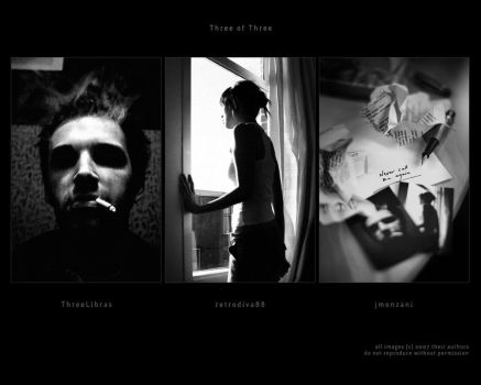 Three of Three by ThreeLibras