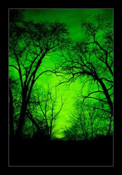 green sky by mode2