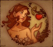 eve by loish