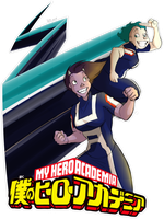 BnHA - 2 by HiSS-Graphics