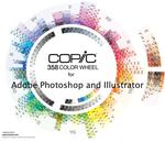 Copic Swatches for Adobe Photoshop + Illustrator by kayleefuzzyhat