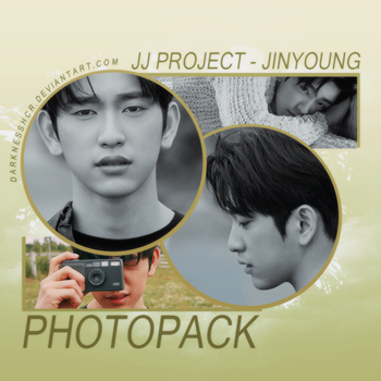 JJP - Jinyoung Photopack by darknesshcr