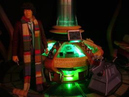 Return of the 4th Doctor by Police-Box-Traveler