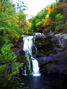 Tellico River Falls by Dair-to-be-me