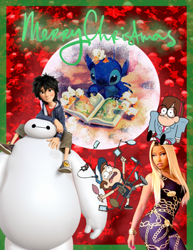 Merry Christmas Kylie! by LightEssence