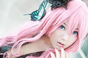 Magnet luka cosplay: looking by w2200354