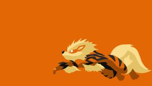#59 Arcanine Wallpaper by Maii1234
