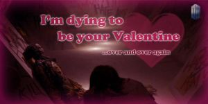 Doctor Who Valentine 13 by RWBloodyHell