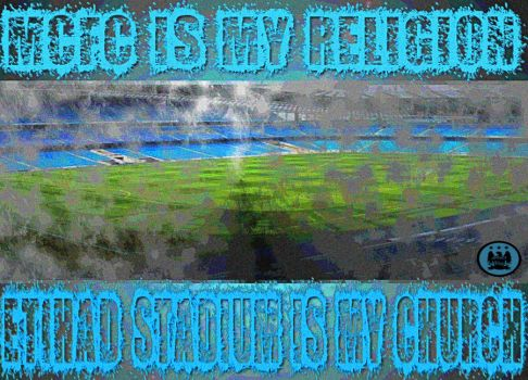MCFC IS MY RELIGION by mcfcbluebelle