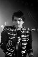 my chemical romance: gerard w by aliciasteele