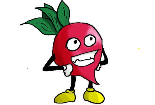 Beti the beet by excusethis