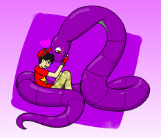 Arbok and A