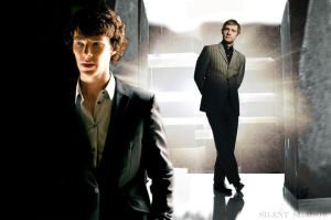 Sherlock: Dark and Light by shadow1308