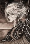 Project Valkyrie - Darkness - made with pencils an by Euryale-50