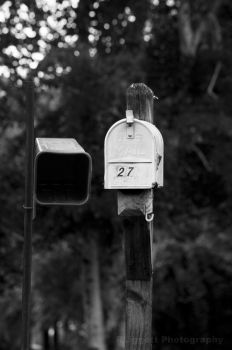 Mailbox 1 by RLiggett