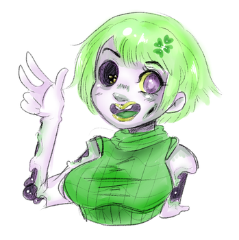 Zombo by BolinsEyebrows