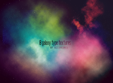 Galaxy Texture Pack by AvalonsArt