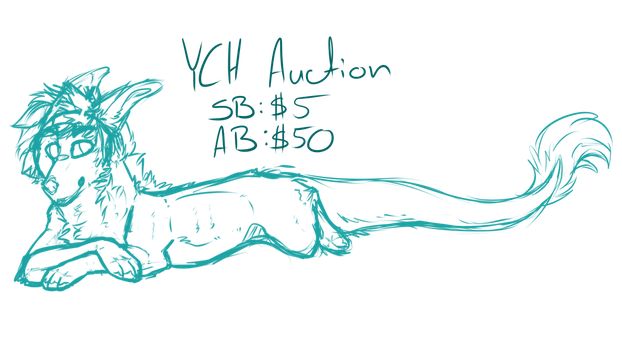 [YCH Auction] - SOLD by RenaiRoa