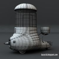 Despicable Me Car update by Kuzey3d