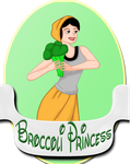 Broccoli Princess by Starrphyre