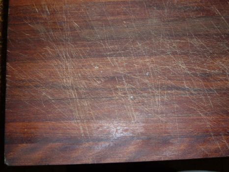 Scratched Wood by SchoolSoldier