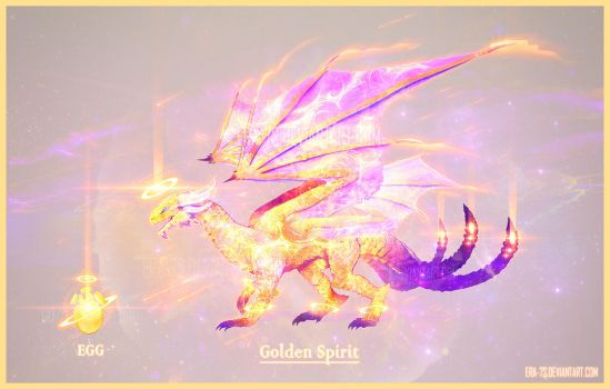 GOLDEN SPIRIT [AUCTION - CLOSED!] by ERA-7S