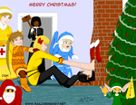 Happy Holidays to Everyone (2 of 2 gift) by SailorEnergy