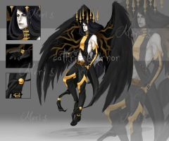 Adopt5 auction (CLOSED) Corrupted by cathrine6mirror