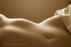 Reclining nude by Alt-Images