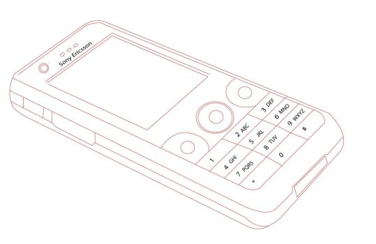 sony ericsson vector by iki007