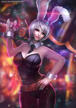 Battle Bunny Riven by CGlas