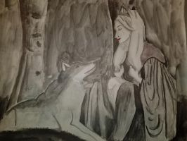 Wolf Queen by Misades