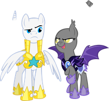 Canterlot Guards Base [MS Paint Friendly] by ShootingStarYT