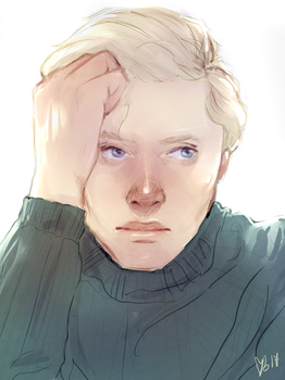 Malfoy by promittens