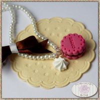 COOKIE NECKLACE 02 by theporcelainrose