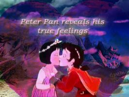 PP$P: Peter and Wendy by lisardo