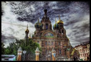 The Blood and Tears HDR by ISIK5