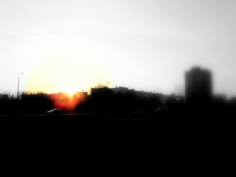 Dawn of end of world. by Avoan