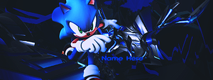 Sonic by humie1987