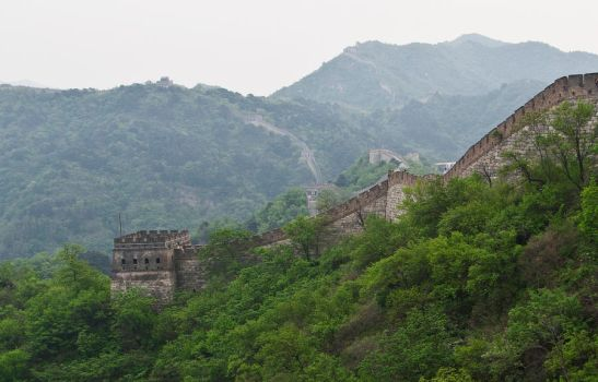 The Great Wall by Hechicero