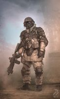 Soldier Complete by duster132