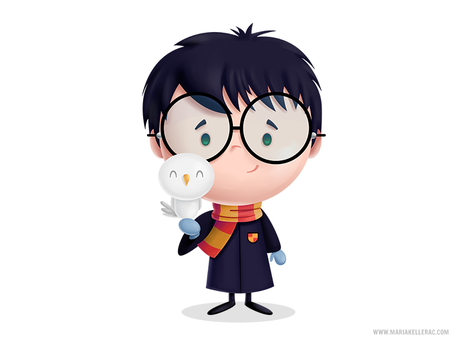 Harry Potter 20th Anniversary by KellerAC