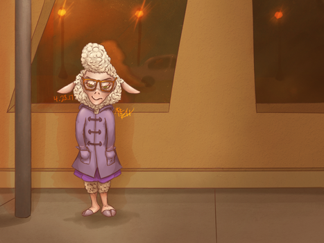 Bellwether - Chilly Night by Aroselia