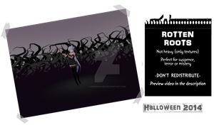 MMD ROTTEN ROOTS stage by IgnisDraconi