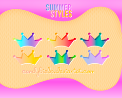 Summer Styles by CandyBiebs