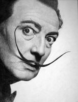 salvador dali by wateradept8