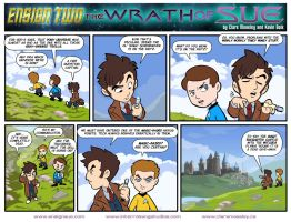 Ensign Two: The Wrath of Sue 21 by kevinbolk