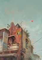 Balloon by FeiGiap